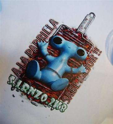Este es el cartel de San Lorenzo