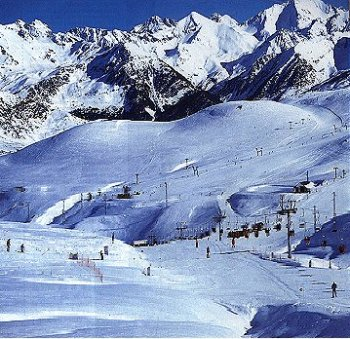 Aviso para esquiadores...