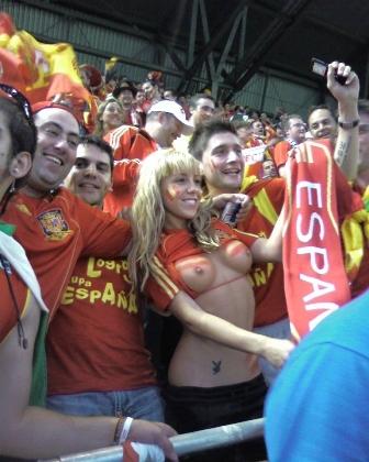 Y comenzó el Mundial para España...