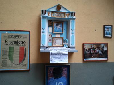 Forza Napoli, Forza Maradona