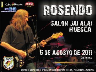 Concierto Rosendo