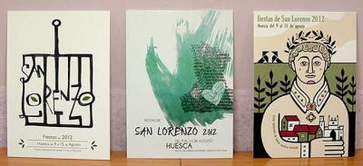 Cartel San Lorenzo 2012